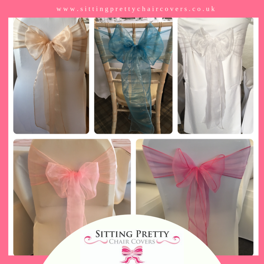 5 weddings with chair covers